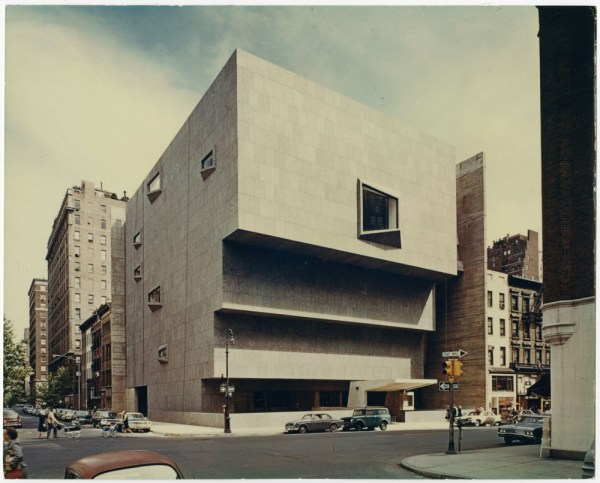 Architecture Whitney Museum Of American Art