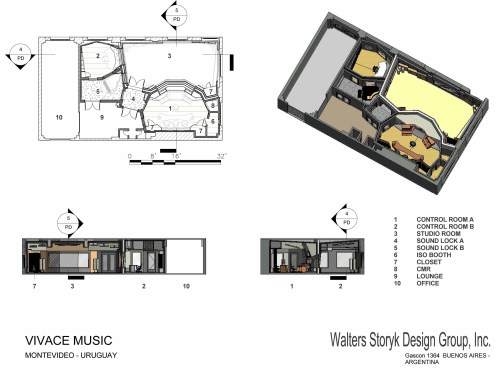 small resolution of band room diagram