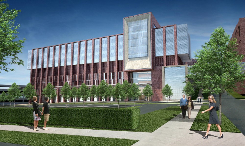 Architecture Photography: SOM breaks ground at The Christ Hospital in Cincinnati (6) (250769)