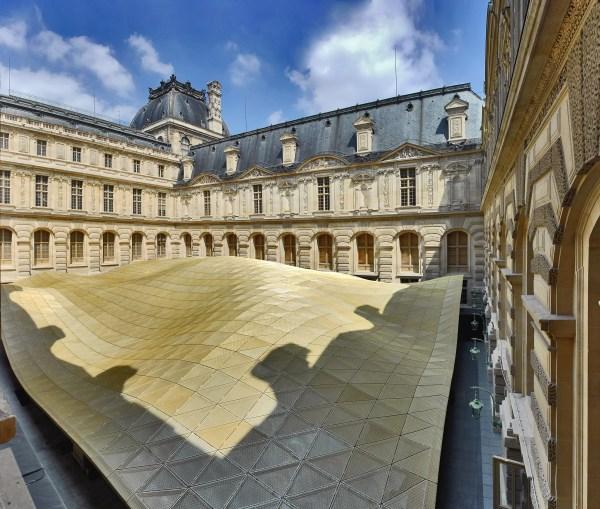 Louvre Department Of Islamic Art Minimal