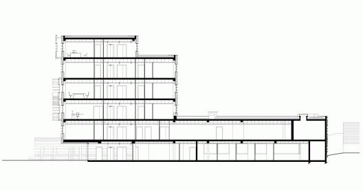 Hérouville-Saint-Clair Hotel / Platform Architectures
