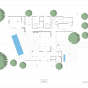 NR2 House / Roberto Burneo Arquitectos Second Floor Plan 01