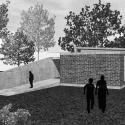 Cabañas Tumbaco / Diez + Muller  Arquitectos Render