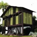 Cambodian Future House Competition Winning Proposals Courtesy of Sanaz Amin Deldar, Nastaran Hadidi, Ehsan Naderi and Simak Khaksar