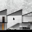 Huit House / tactic-a Section C-C'