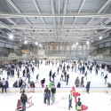 Ice Rink of Liège / L'Escaut Architectures + BE Weinand © Marc Detiffe