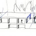 Rufo House / Alberto Campo Baeza Sketch