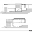 McCrae Residence / Wolveridge Architects Sections