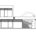 BLLTT House / Enrique Barberis Elevation