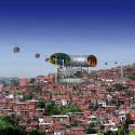 Metro Cable Caracas / Urban-Think Tank Rendering