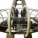 UNStudio Envisions Giant Observation Wheel in Japan Courtesy of UNStudio