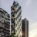 Composite Building / Aedas Courtesy of Aedas