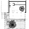 Raven Street House / James Russell Architect Lower Floor Plan