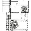 Raven Street House / James Russell Architect Upper Floor Plan