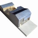 Casa en Silleda / terceroderecha arquitectos Model