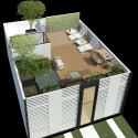Social Green House / Darkitectura Render