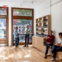 COUNTER CULTURE COFFEE TRAINING CENTER / Jane Kim Design © Alan Tansey