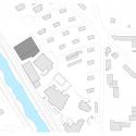 Three-In-One Sports Center / Savioz Fabrizzi Architectes Site Plan