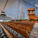 AD Classics: The Crystal Cathedral  / Philip Johnson © Flickr user Paul N.