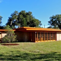 A 1939 Frank Lloyd Wright Building is Finally Built