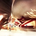 """GRAFT Wins """"Apassionata"""" with Iconic, Temporary Structure for Horse Shows Lobby. Image Courtesy of Graft Architects"""