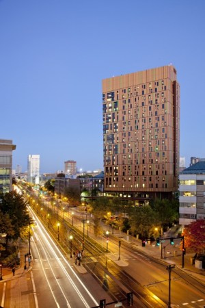 Massachusetts College of Art and Design's Student Residence Hall  ADD Inc | ArchDaily