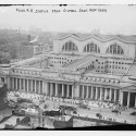 AD Classics: Pennsylvania Station / McKim, Mead & White © Library of Congress, Prints & Photographs Division, George Grantham Bain Collection