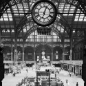 AD Classics: Pennsylvania Station / McKim, Mead & White Concourse from South, 1962. Image © Cervin Robinson - Historic American Buildings Survey