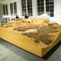 Richard Meier Model Museum Opens at Mana Contemporary Courtesy of The Richard Meier Model Museum