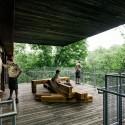 The Sustainability Treehouse  / Mithun © Joe Fletcher