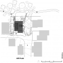 Main Street House / SHED Architecture & Design Site Plan