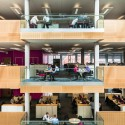 Doncaster Civic Office / Cartwright Pickard Architects © Hundven Clements Photography