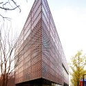 Vanke New City Center Sales Gallery  / Spark Architects © Shu He