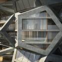 Tammo Prinz Architects Propose Platonian Tower in Lima Courtesy of Tammo Prinz Architects