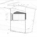 Leaning House  / PRAUD Site Plan