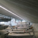 Sailing World Championship Facilities / AZPML © Riancho & Herrero