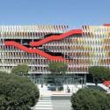 AIA|LA Honors Los Angeles' Best with Design Awards Santa Monica Public Parking Structure #6 / Behnisch Architekten & Studio Jantzen; Santa Monica, CA. Image Courtesy of AIA Los Angeles