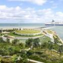 Arte Charpentier Architectes Unveils Plans for Calais Congress Centre The centre will feature panoramic coastal views. Image © Arte Charpentier Architectes