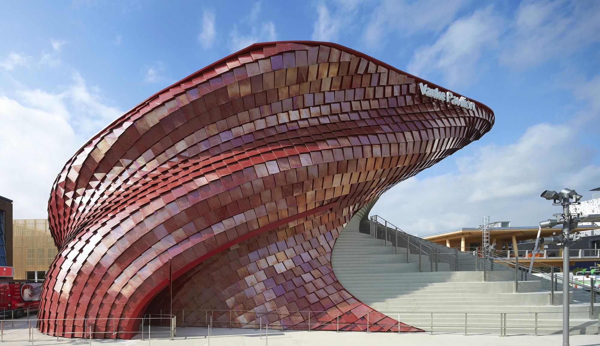 Pavilon Vanke, triển lãm thế giới Milan