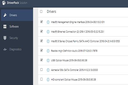 DriverPack Solution 17.7.4 Terbaru Single Link