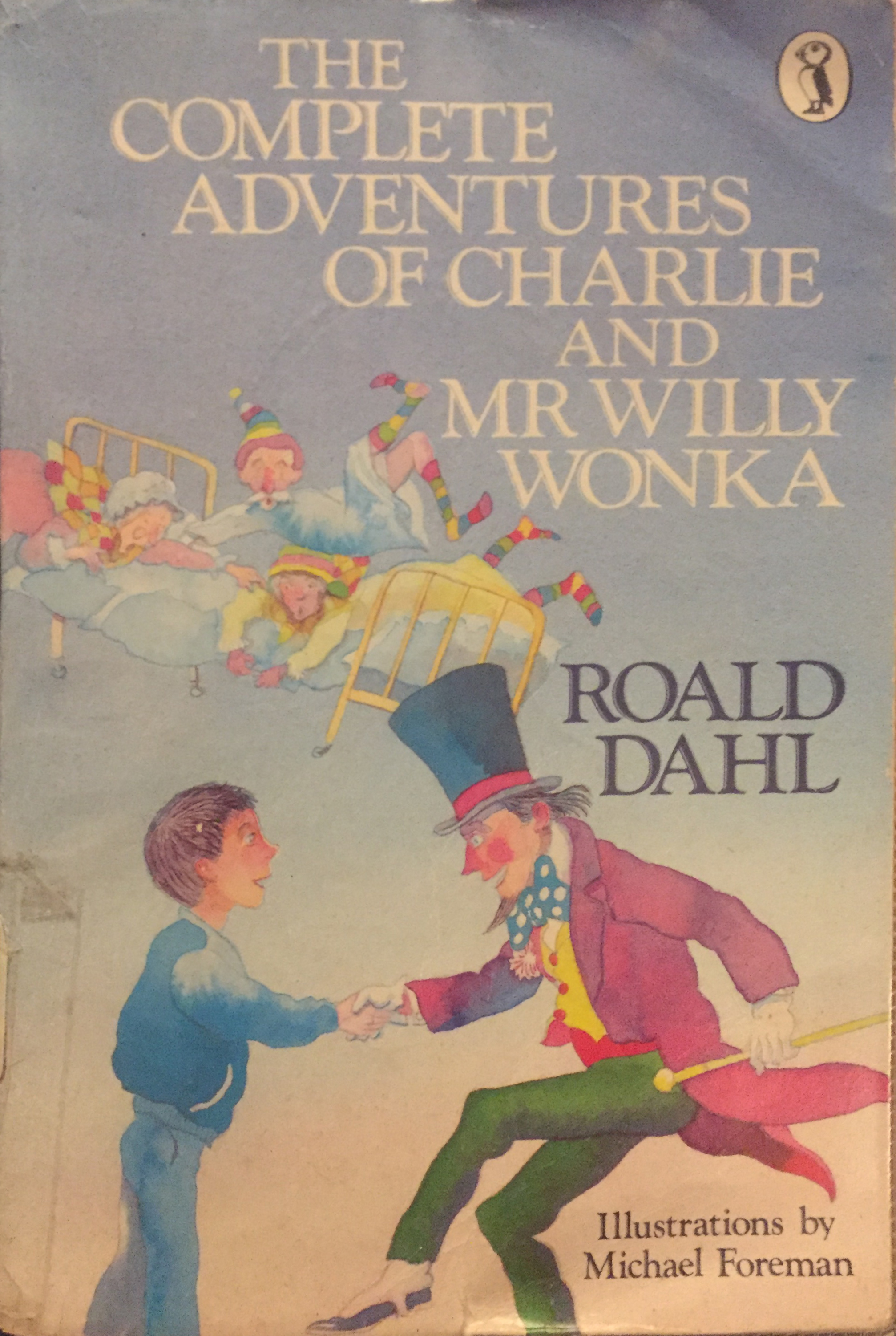 3 Book Charlie And The Chocolate Factory