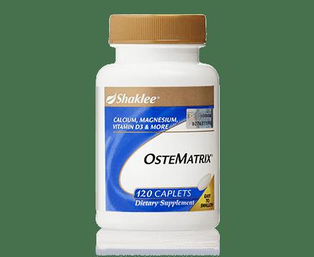 Ostematrix: Kalsium Terbaik Shaklee
