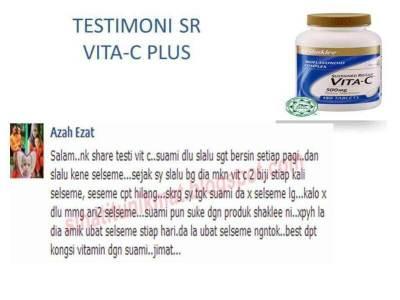 Testimonial Vitamin C Shaklee (6)