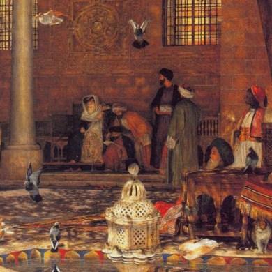 قصة حسان مع النعمان وعطاياه للنابغة