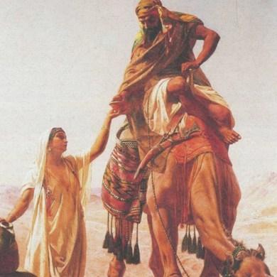 قصة امرؤ القيس وأبوه حجر يمنعه عن الشعر