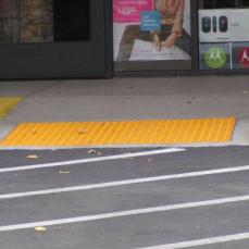 yellow walk zone ada example pic