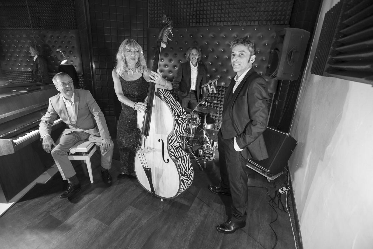 Melissa Trinidad Quartet