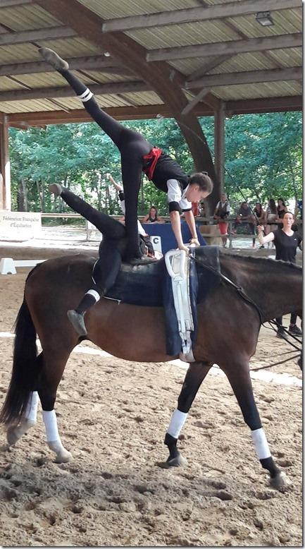 Championnats de France Libre pas de deux