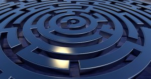 idee labyrinthe spirale