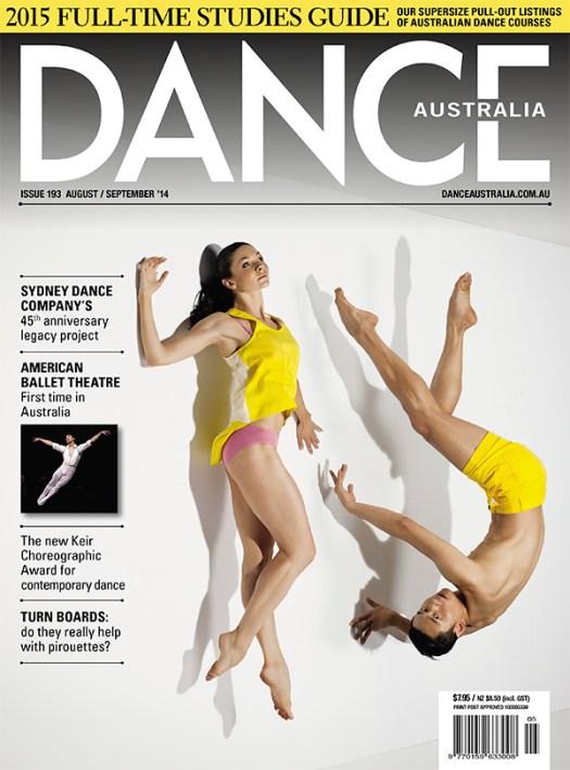 Dance Australia Magazine